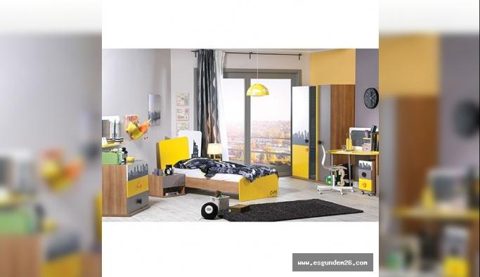 Genç Odası Mobilyaları Ve Daha Fazlası İçin Tıklayın