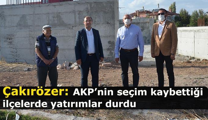 Seyitgazi'ye Sağlık Bakanı ile verilen hastane sözü, CHP kazanınca unutuldu