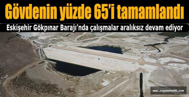 Toplanacak 97 milyon metreküp su ile 60 bin 860 dekar zirai arazinin sulanması sağlanacak