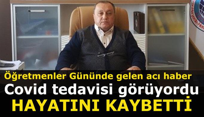 Eskişehir Seyitgazi İlçe Halk Eğitim Müdürü Yalçın Altan Özkan yaşamını yitirdi