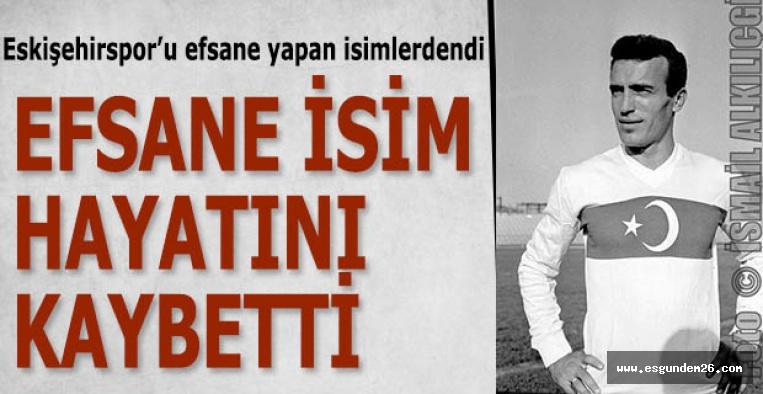 Faik Şentaşlar hayatını kaybetti
