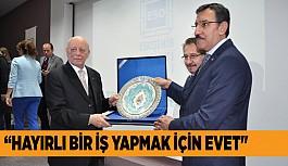 'HAYIRCILARA' DEVRİM ARABASIYLA GÖNDERME YAPTI