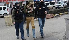 İran uyruklu uyuşturucu satıcıları yakalandı