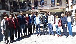 Mersinli öğrenciler Eskişehir'e hayran kaldı