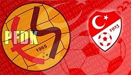 PFDK'dan Eskişehirspor'a ceza