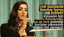 CHP Eskişehir kurultay tavrını açıkladı