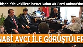 AK Parti Ankara'da