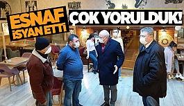 CHP'li Çakırözer, lokanta, kafe ve kıraathaneler için acil destek çağrısı yaptı
