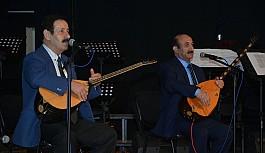 Odunpazarında Bozlak konseri