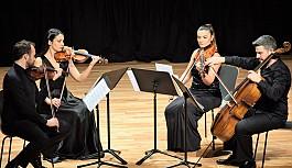 Semplice Quartet Konseri dinleyicilerle buluştu