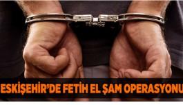 9 kişi gözaltına alındı