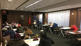 Anadolu Üniversitesi ABD'deki ilk dönemini başarıyla tamamladı