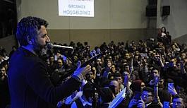 Ülkücüler birlik ve beraberlik konserinde buluştu