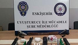 11 adrese eş zamanlı uyuşturucu operasyonu yapıldı