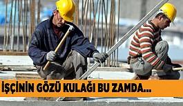 200 BİN İŞÇİ İÇİN ZAM PAZARLIĞI BAŞLIYOR