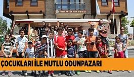 ERENKÖY'LÜ ÇOCUKLARA TURİSTİK GEZİ