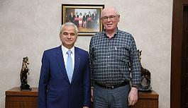 ETO Başkanı Güler'den Başkan Kurt'a...