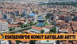 Eskişehir'de 2 bin 301 konut satıldı