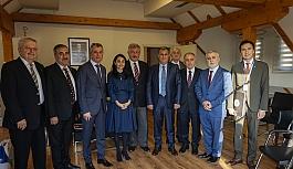 ETO Heyeti Türkiye'nin Prizren Başkonsolosunu ziyaret etti