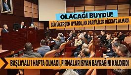 İlçelerin otobüs işletmecileri Başkan Büyükerşen'e dert yandı