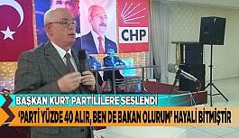 KURT, 2019'U İŞARET ETTİ, 'ÇOK ÇALIŞACAĞIZ' DEDİ
