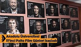 Anadolu Üniversitesi 11'inci Palto Film Günleri başladı