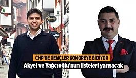 CHP'DE GENÇLER KONGREYE GİDİYOR