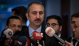 Adalet Bakanı Gül: Kimyasal hadım dahil...