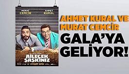 AHMET KURAL VE MURAT CEMCİR ÖZDİLEK'E GELİYOR