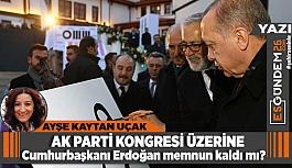 AK PARTİ İL KONGRESİ ÜZERİNE...