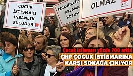 CHP 81 İLDE ÇOCUK İSTİSMARINA KARŞI ORTAK AÇIKLAMA YAPACAK