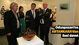 ODUNPAZARI'NA  ARTANKARA'DAN  ÖZEL DAVET