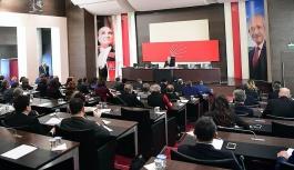 CHP PM salı günü toplanacak
