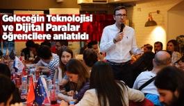 Geleceğin Teknolojisi Sistemi ve Dijital Paralar AB Bilgi Merkezi Etkinliğinde Tartışıldı