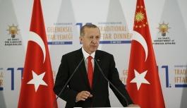 Cumhurbaşkanı Erdoğan: Kudüs-ü Şerif'teki...