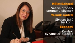 AK Partili Günay: 'Eskişehir çekim merkezi olacak'