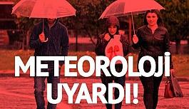 Şemsiyenizi almadan dışarı çıkmayın!