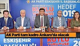 AK Parti tam kadro Ankara'da olacak