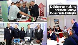 Yatırımcılar ve satın almacılar Eskişehir'e geliyor