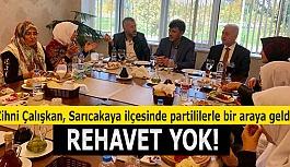 AK Parti Sarıcakaya'daydı