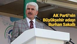 AK Parti'nin büyükşehir adayı belli oldu