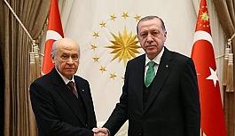 Erdoğan ile Bahçeli bir araya gelecek! Yerelde ittifak gündemde