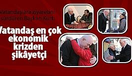 Başkan Kurt: Türkiye'yi ekonomik olarak...