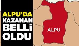 31 MART ALPU SEÇİM SONUÇLARI BELLİ OLDU!