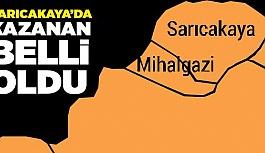 31 MART SARICAKAYA SEÇİM SONUÇLARI BELLİ OLDU!