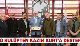 ESKİŞEHİR İÇİN KAZIM KURT'UN...