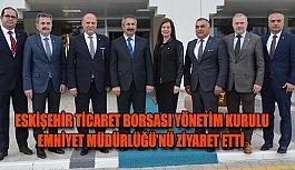 ESKİŞEHİR TİCARET BORSASI YÖNETİM...