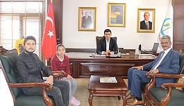 BIYIK İL İKİNCİSİ YAĞMUR'U AĞIRLADI