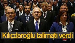 CHP'Lİ BELEDİYE BAŞKANLARI ANKARA'DA TOPLANDI
