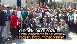 CHP'DEN 100. YIL KUTLAMASI